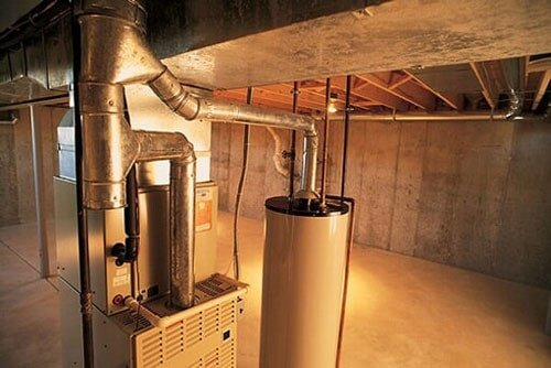 furnace-in-basement